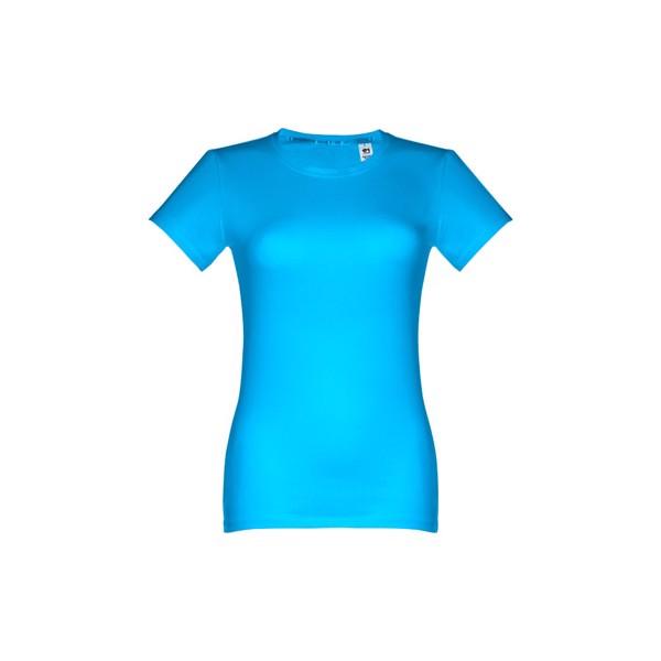 THC ANKARA WOMEN. Women's t-shirt - Acqua Blue / M