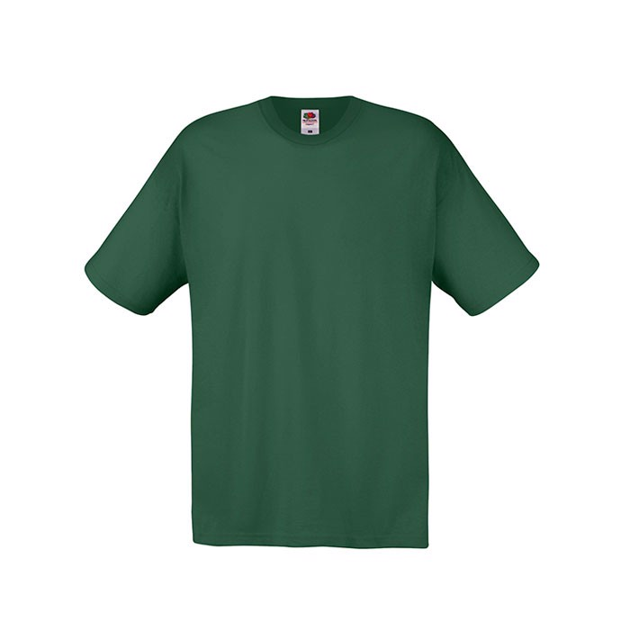 T-shirt Unisex 145 g/m² Original Full Cut 61-082-0 - Bottle Green / M