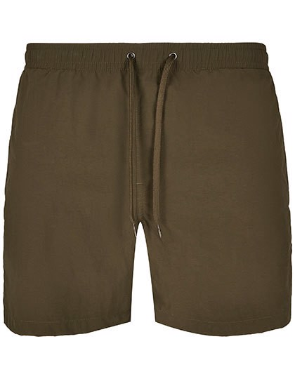 Swim Shorts - Olive / M
