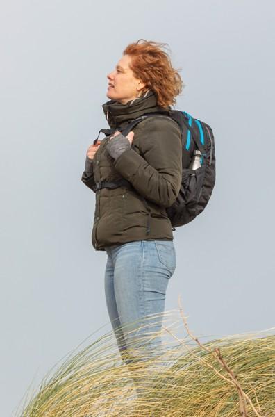 Střední 26L turistický ripstop batoh Explorer