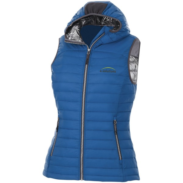 Junction women's insulated bodywarmer - Blue / L