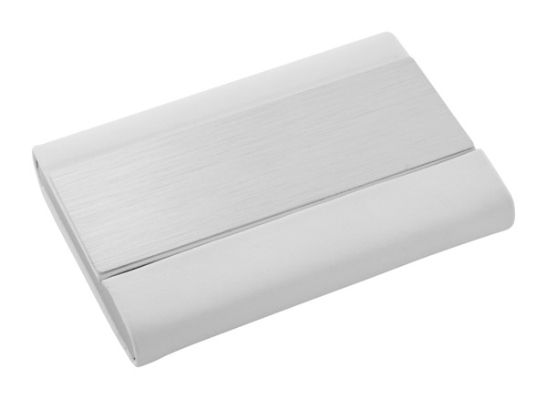 Business Card Holder Wling - White