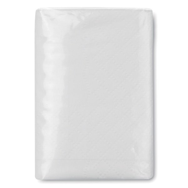 Mini tissues in packet Sneezie - White