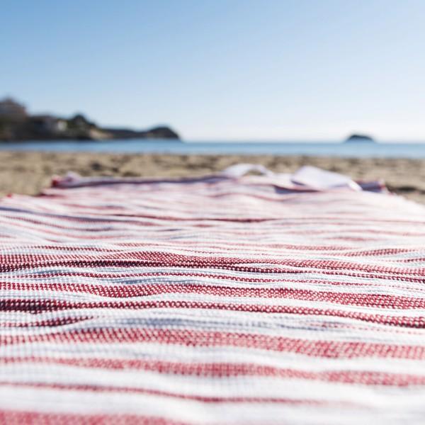 Jarapa Playa Baldux - Rojo