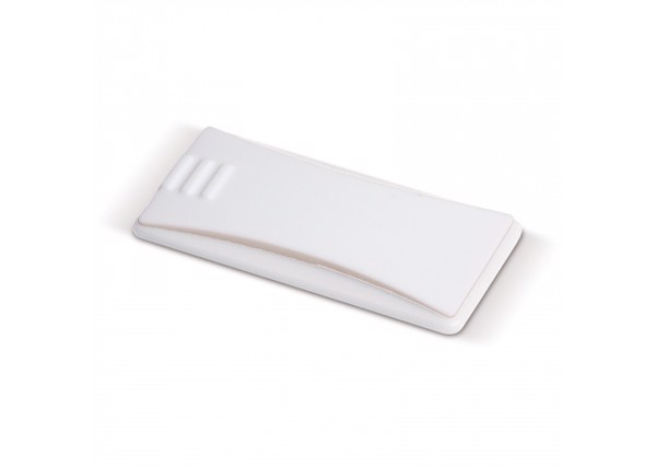 Webcam cover - White / White