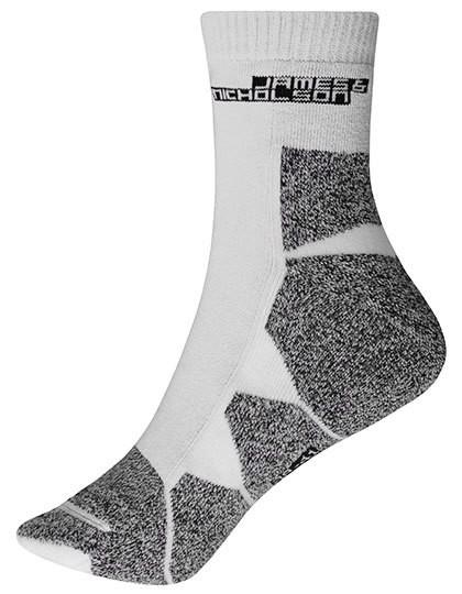 Sport Socks - White / White / 45-47