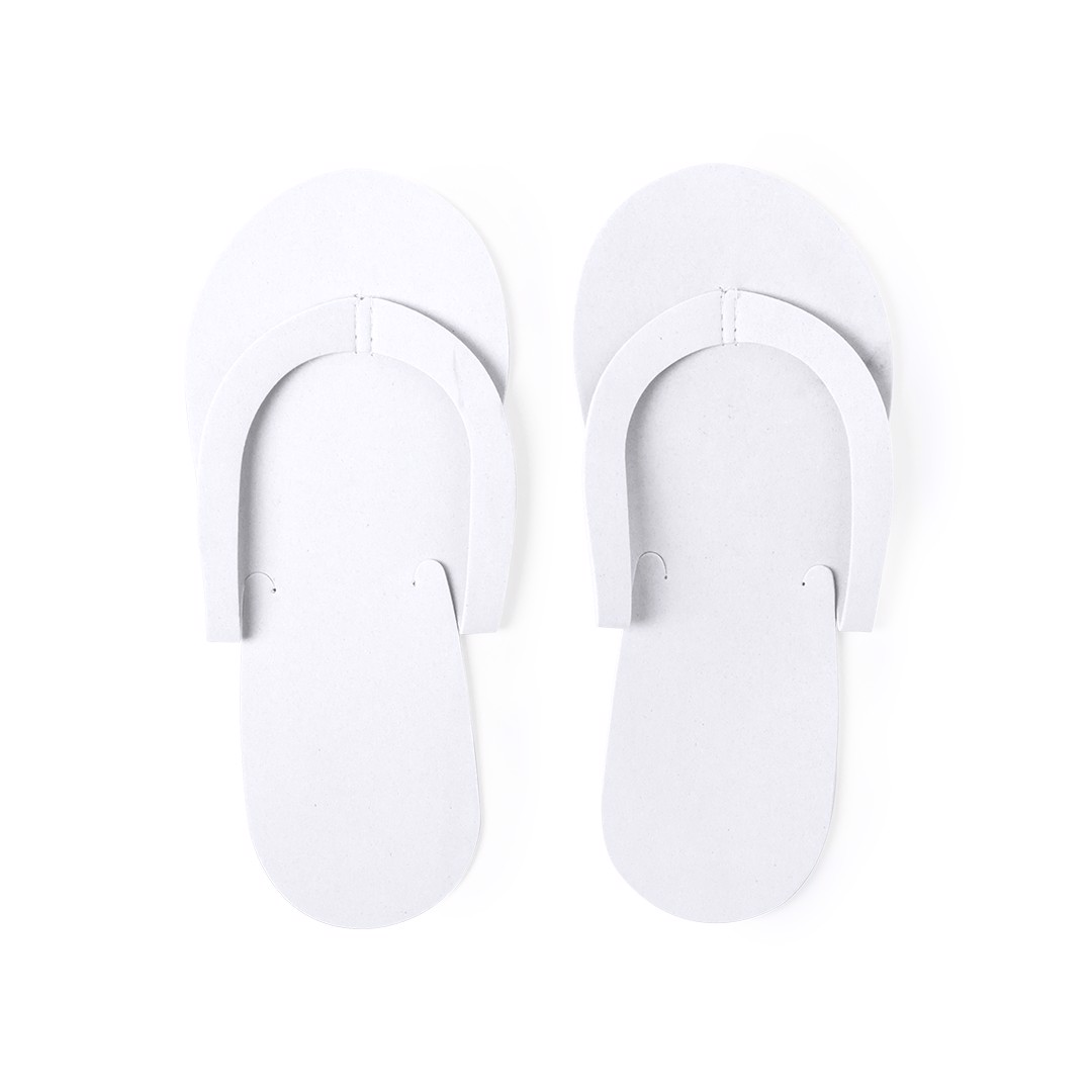 Flip Flops Yommy - White