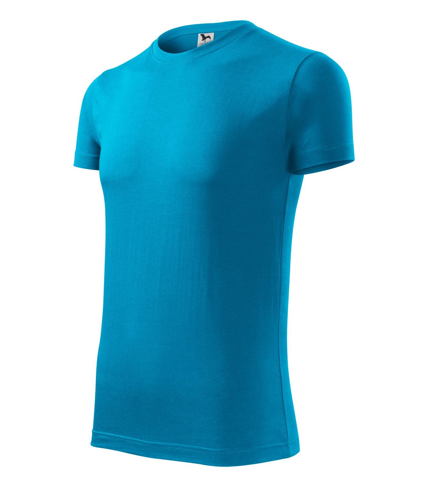 T-shirt Gents Malfini Viper - Blue Atoll / M