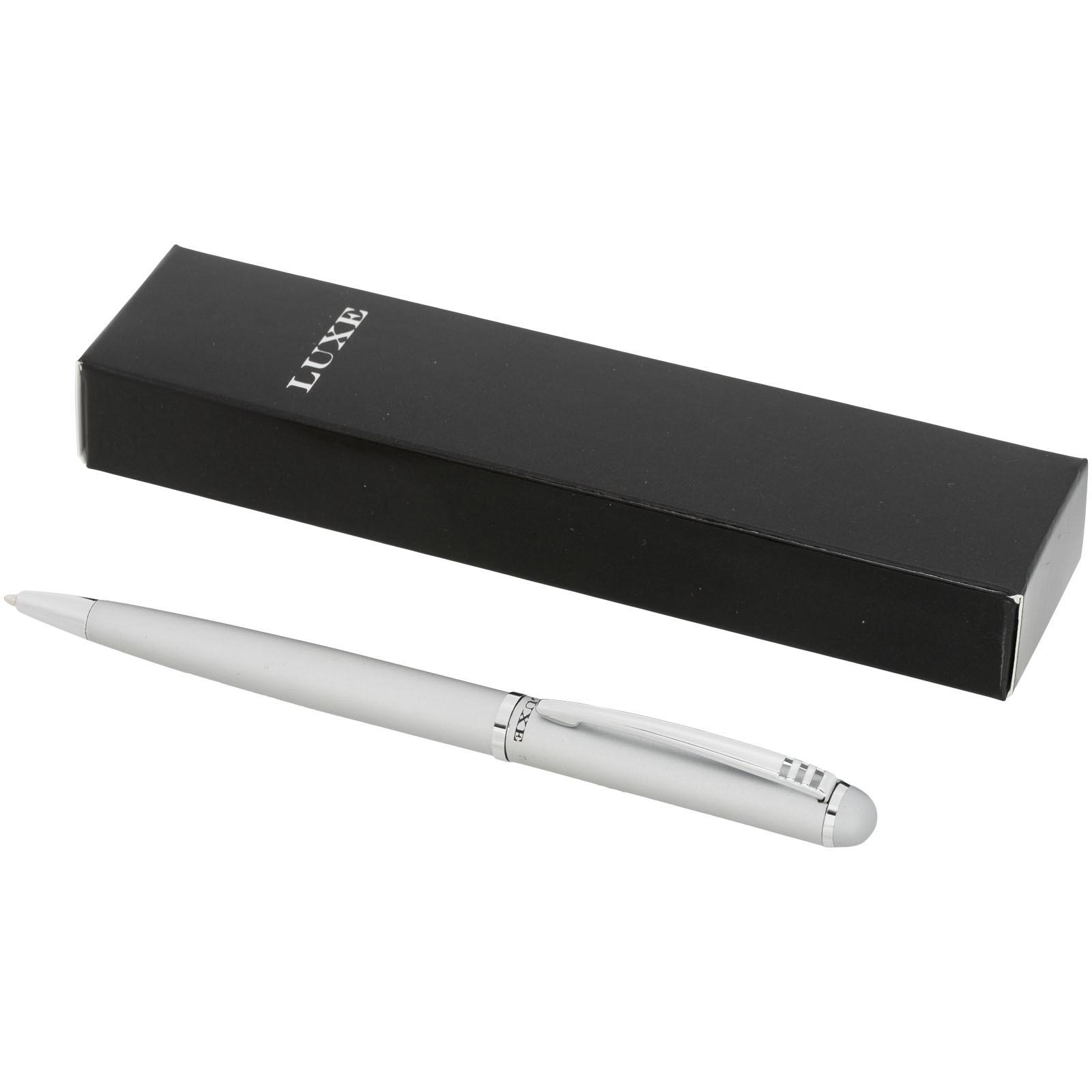 Andante ballpoint pen - Silver