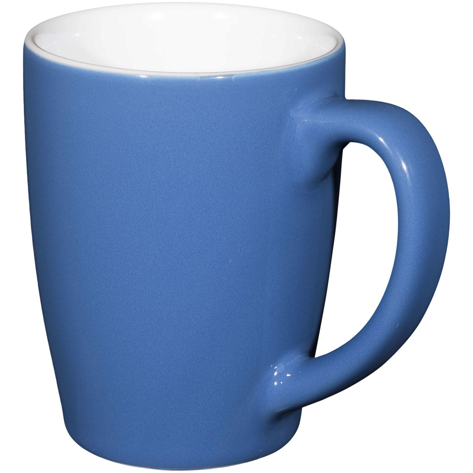 Keramický hrnek Mendi 350 ml - Modrá