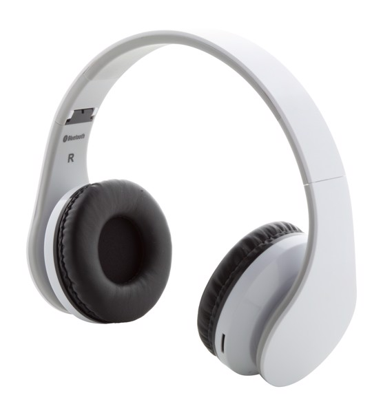 Bluetooth Headphones Darsy - White / Black