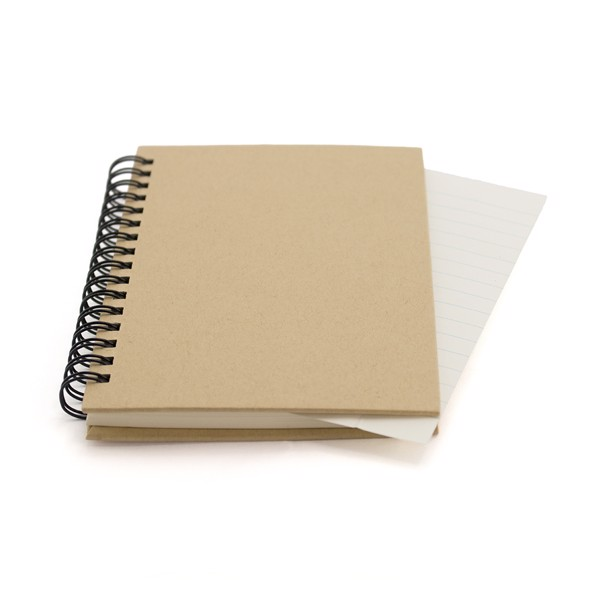 Caderno Emerot - Preto