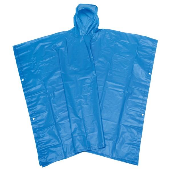 Pláštěnka Pončo Never Wet / Modrá