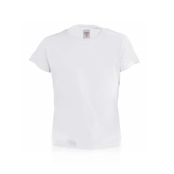 Camiseta Niño Blanca Hecom - Blanco / 10-12