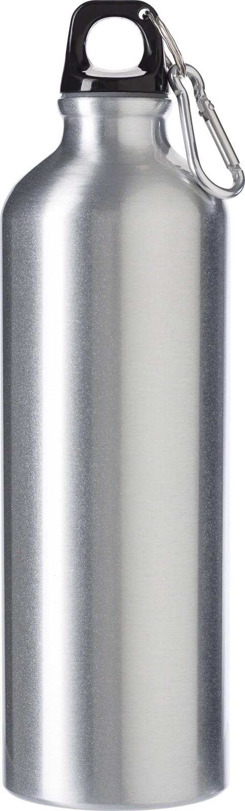 Aluminium flask - Silver