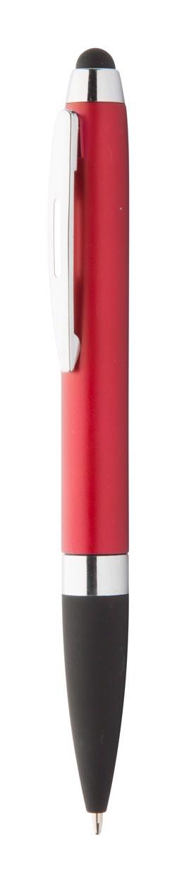 Dotykové Kuličkové Pero Tofino - Červená