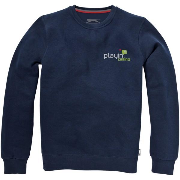 Toss crew neck sweater - Navy / S