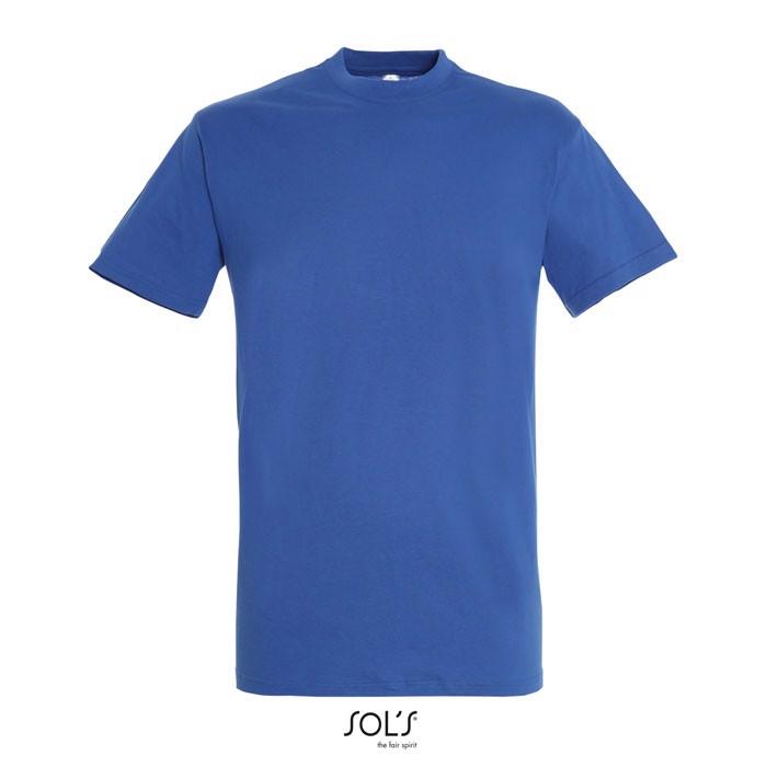 REGENT CAMISETA UNISEX 150g - Azul Royal / XS