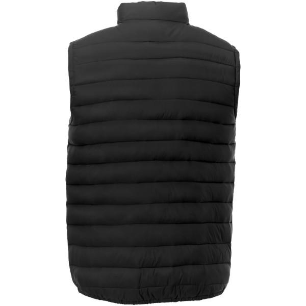 Pallas men's insulated bodywarmer - Solid Black / L