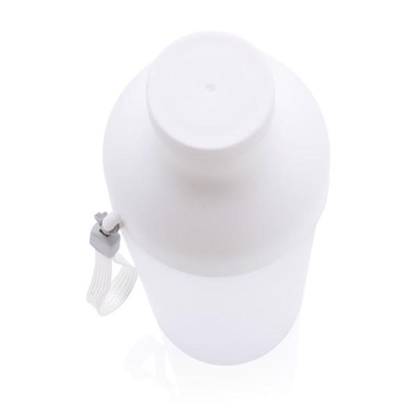 Nepropustná tritanová lahev Impact - Bílá / Bílá