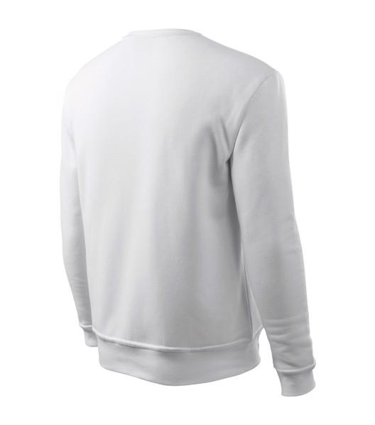 Sweatshirt men's/kids Malfini Essential - White / 10 years