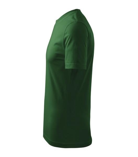T-shirt unisex Malfini Heavy - Bottle Green / L