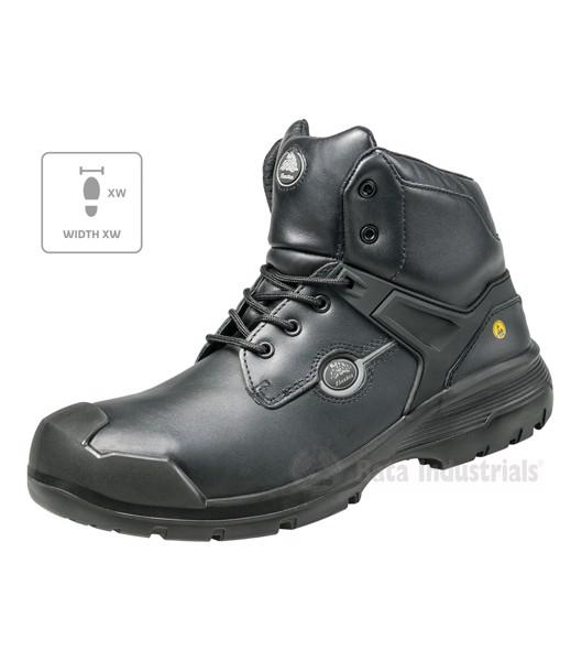 Ankle boots unisex Bataindustrials Engine XW
