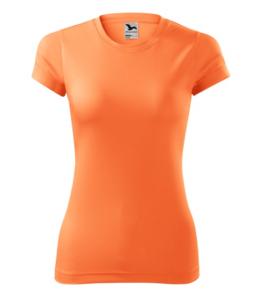 Tričko dámské Malfini Fantasy - Neon Mandarine / L