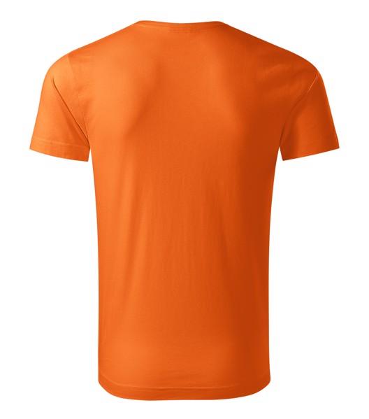 Tričko pánské Malfini Origin - Oranžová / XL