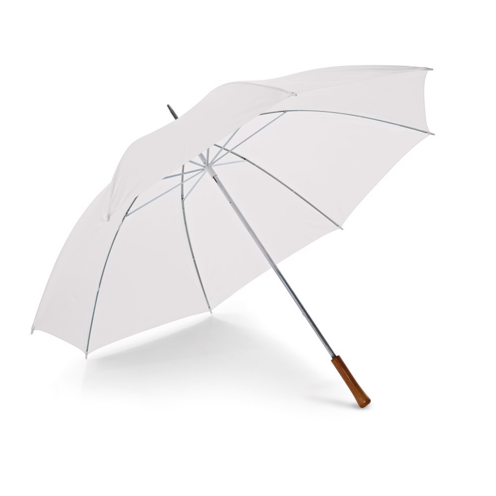 ROBERTO. Ομπρέλα γκολφ - Λευκό