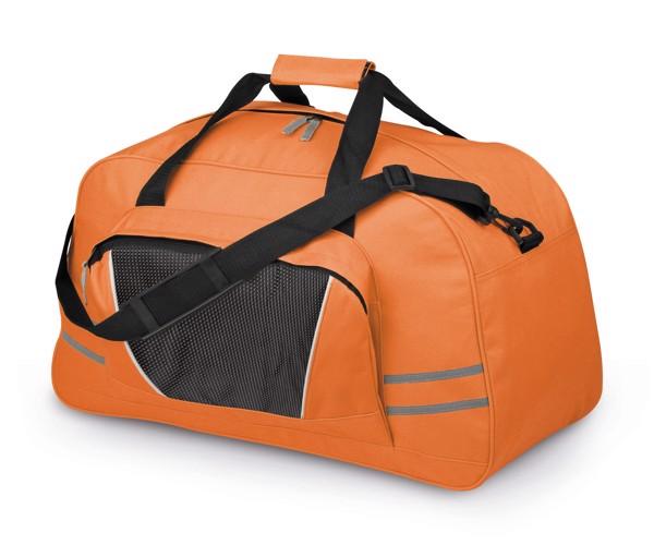 NORMAN. Sporttasche - Orange