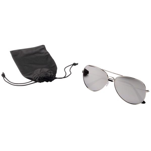 Sluneční Brýle New Style / Stříbrná