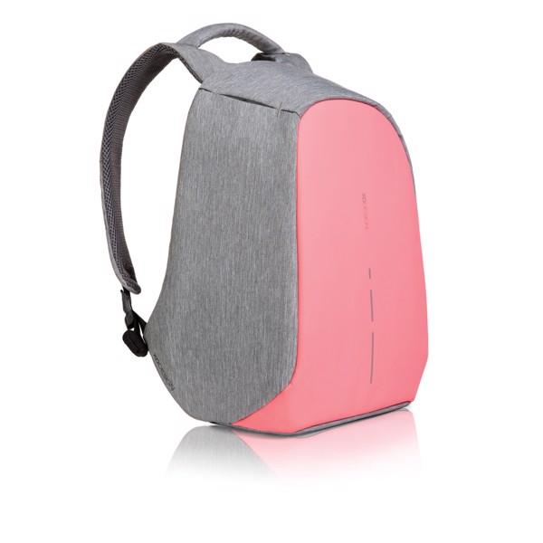 Nedobytný batoh Bobby Compact - Růžová