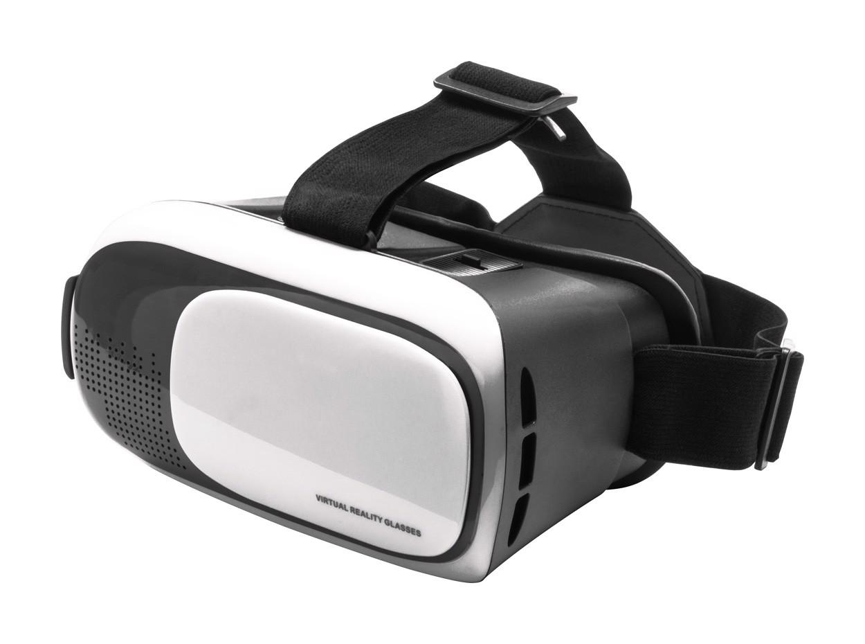 Ochelari Realitate Virtuală Bercley - Alb / Negru