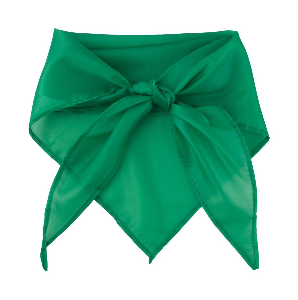 Šátek Plus - Zelená