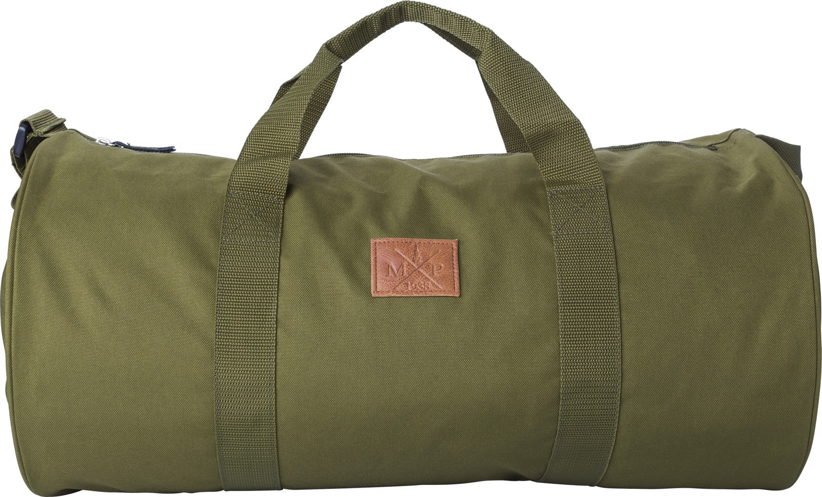 Polyester (600D) duffle bag - Dark Green