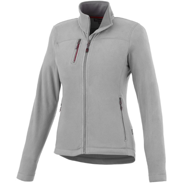 Pitch microfleece ladies jacket - Grey / M