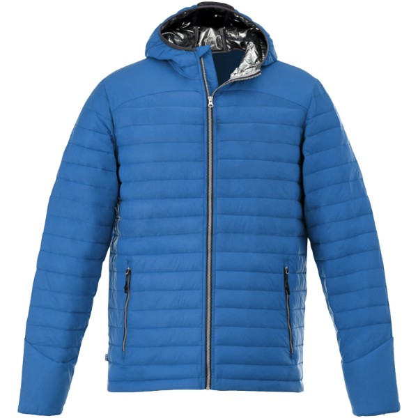 Silverton men's insulated packable jacket - Blue / XL