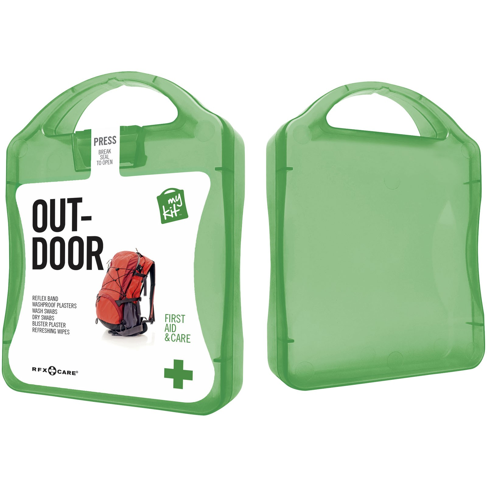 MyKit Outdoor First Aid Kit - Green