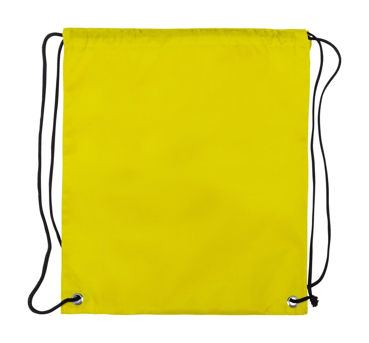 Vak Na Stažení Šňůrkou Dinki - Žlutá