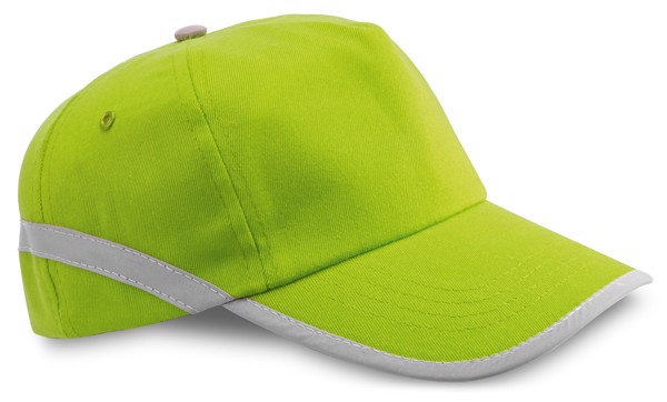 JONES. Καπέλο με αντανακλαστικά στοιχεία - Λαχανί