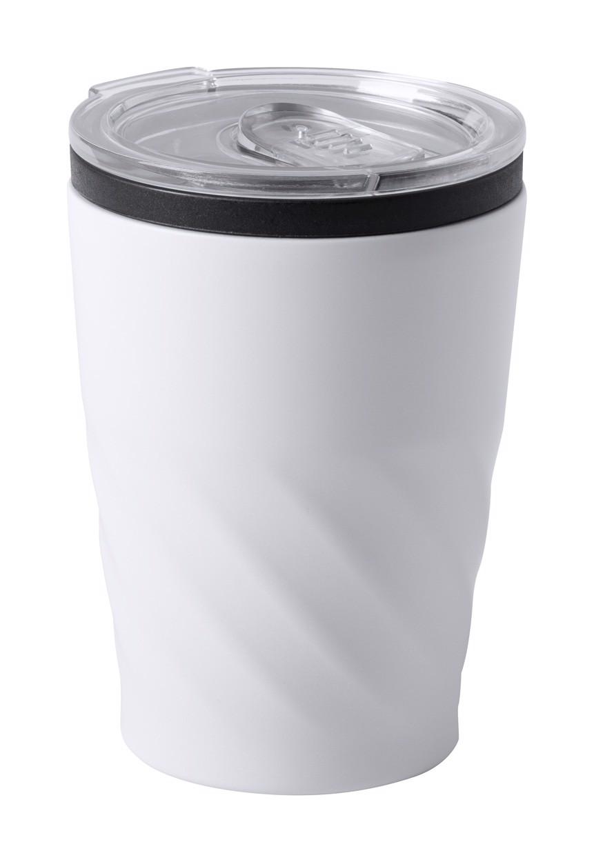 Thermo Mug Ripon - White