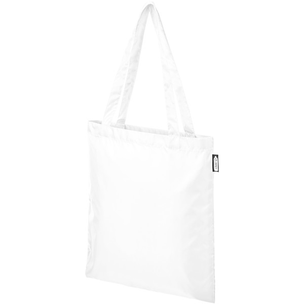 Sai RPET tote bag - White