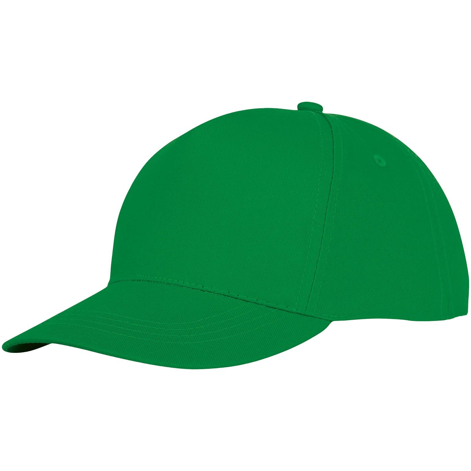 Hades 5panelová čepice - Fern Green
