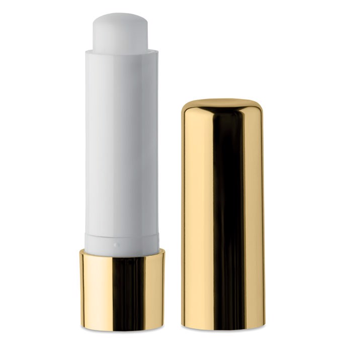 Lippenbalsam Uv Gloss - goldfarbend