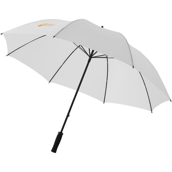 """Yfke 30"""" Golfschirm mit EVA Kunststofffgriff - Weiss"""