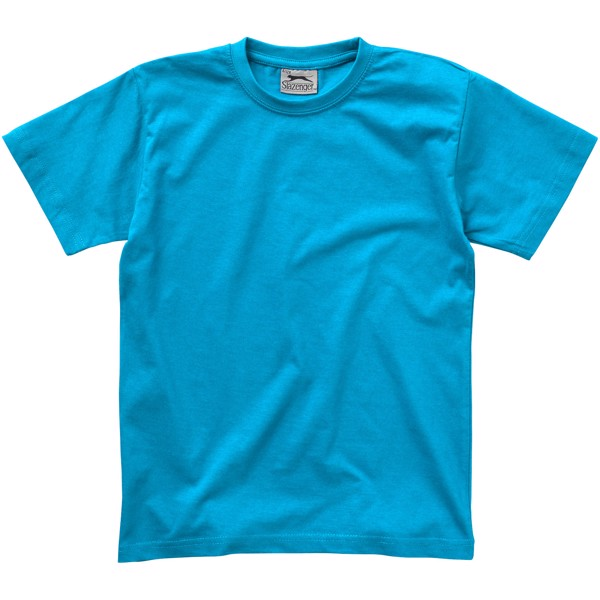 Dětské triko Ace s krátkým rukávem - Tyrkysová / 128