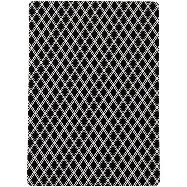 Balíček karet Reno v krabičce - Černá / Průhledná