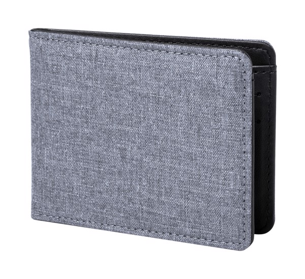 Wallet Rupuk - Grey