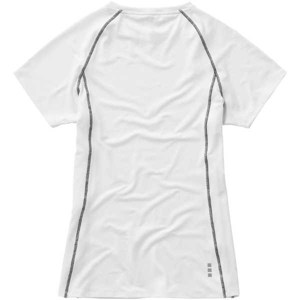 Kingston short sleeve women's cool fit t-shirt - White / XS